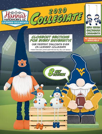 2020 Licensed Collegiate Catalog