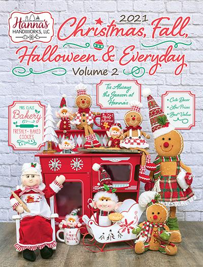 Christmas Fall Halloween and Everyday Catalog volume 2
