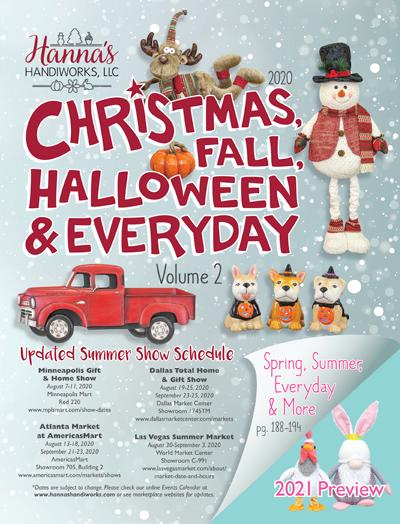 Christmas Fall Halloween and Everyday Catalog