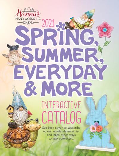 2021 Spring Catalog