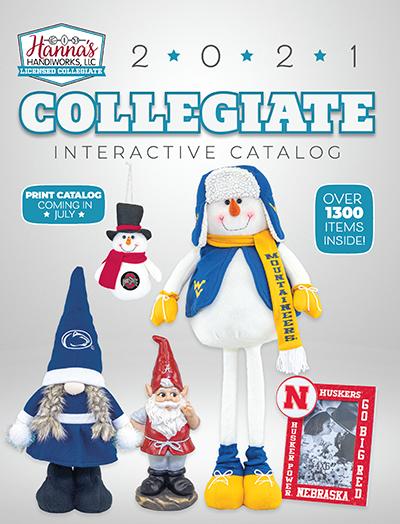 2021 Licensed Collegiate Catalog