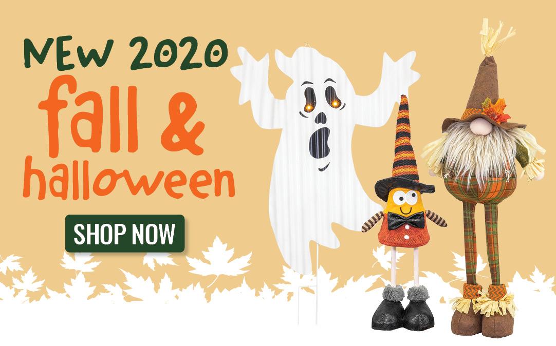 Shop Now Fall & Halloween