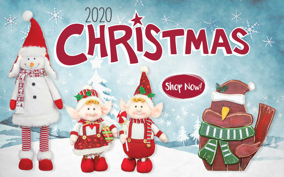 Shop Now Christmas 2020